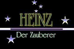 Logo Heinz, der Zauberer