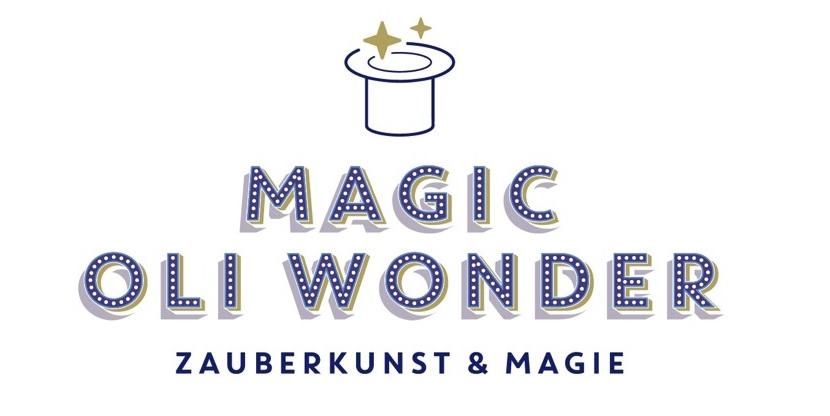 Logo Zauberer Magic Oli und Steffi Wonder